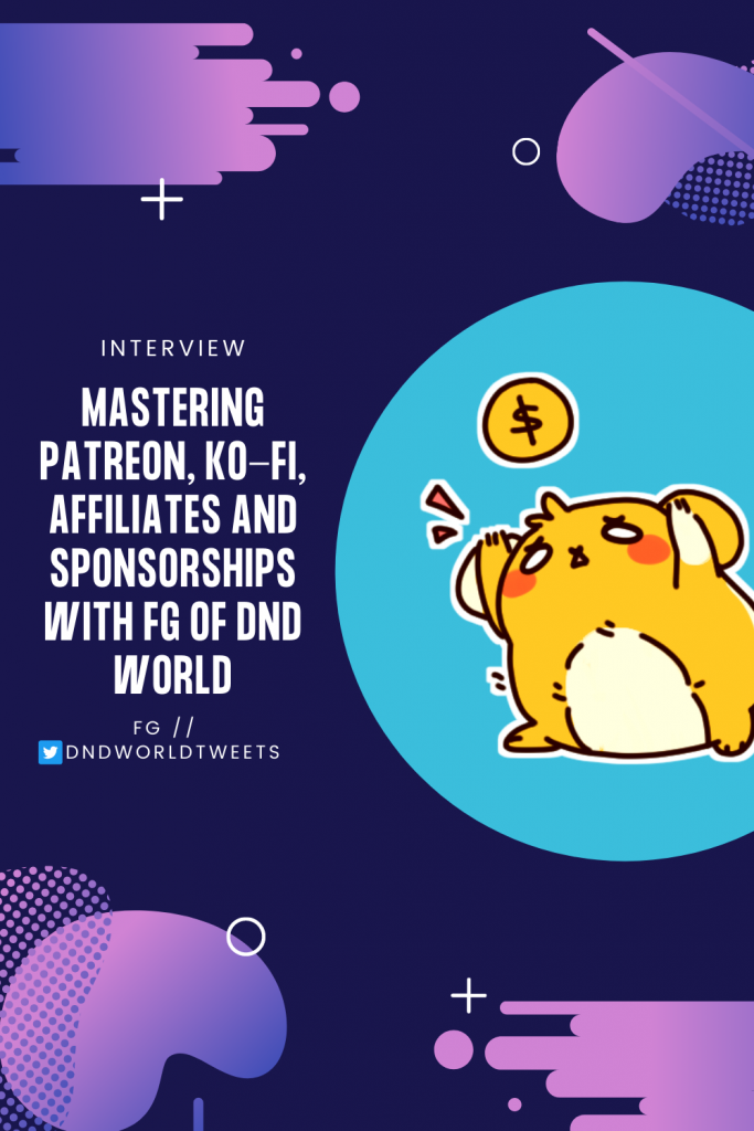 Master monetization by getting started with Patreon and Ko-fi